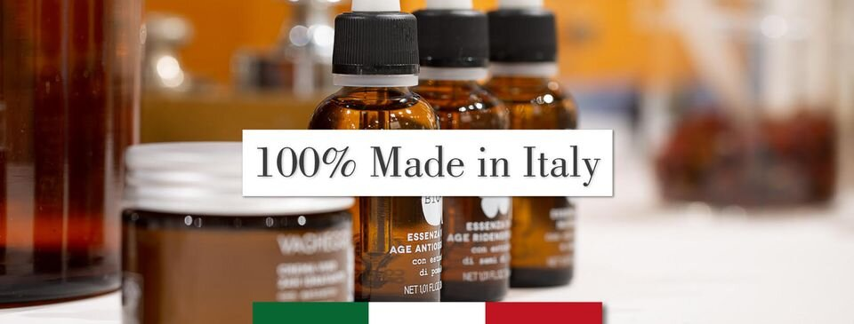 100 % made in italy