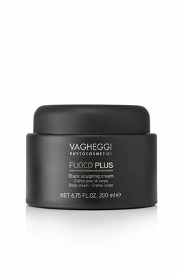 FUOCO PLUS BLACK PUSH UP CREAM 200 ml